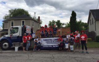 Community 2016 Lynden canada Day Parade Turkstra Dundas
