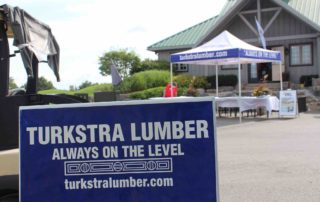 Turkstra Lumber Always on the Level outdoor event Community Dundas