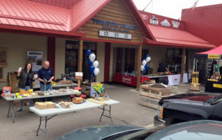 Turkstra Lumber Dundas Outdoor event Vendors with Quality Products Great pricing Ontario Community