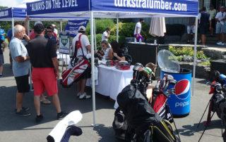 Turkstra Lumber Dundas Outdoor Event Community Golf Tournament