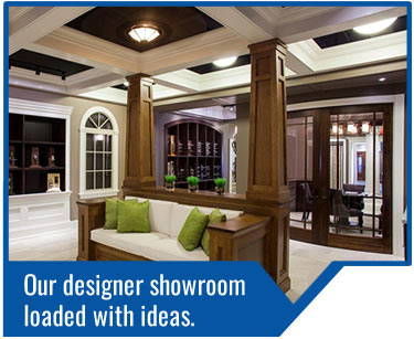 Designer Showcase - Come look at our designs and products already built and installed in Stoney Creek