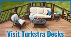 Visit Turkstra Decks Replacement New Stain Pressure Treated Cedar Fence