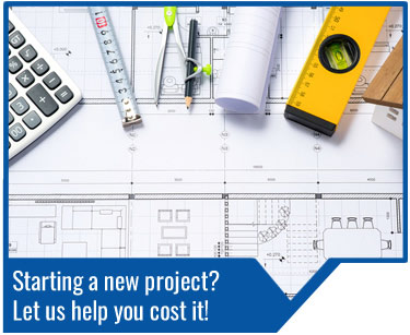 Turkstra has professional in-house estimators, and full house plan take-off and estimating services. We also offer Engineered floor and truss design as well as permit packages on request. We also do complete Door and Trim material take offs for your new build, house flip or renovation.