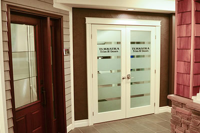 Turkstra Trim & Doors - Your premiere source for residential and commercial trims, mouldings, curved mouldings, columns and doors. We have a large selection of profiles and make custom trim to your specifications. We conveniently have professional installers ready to take your project to the net level. Contact us to quote your project today.