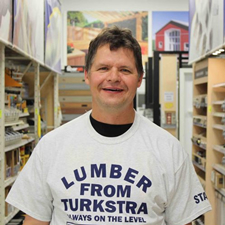 Our Team at Turkstra Lumber Dundas, yard staff, safety rep, driver, counter staff, load builder, customer service representative, estimator, account manager, assistant manager.